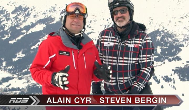 Alain et Steven